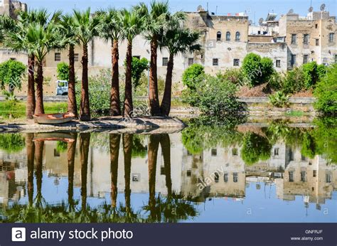 jardin jnan sbil jardin jnan sbil royal park in fes with its lake and