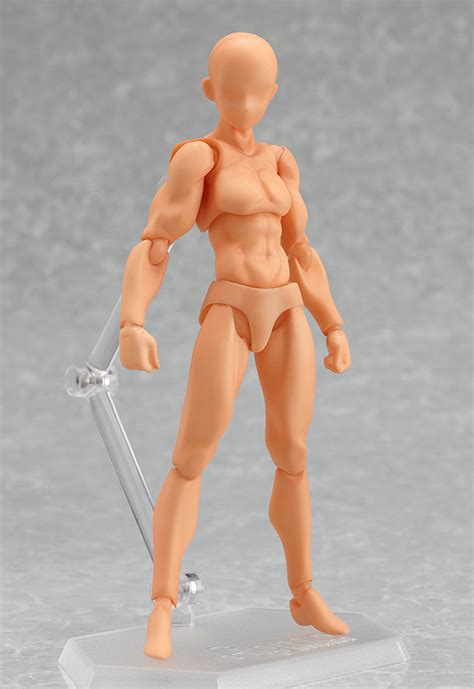 New Maxfactory Figma Archetype He She Skeleton Color Wf Limited Doll M figma archetype he flesh color ver