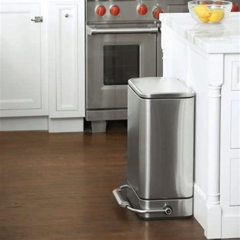 poubelle de cuisine int馮r馥 poubelle cuisine inox 38 l accessoire cuisine