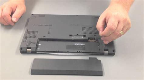 How To Reset Laptop Battery Lenovo | bios reset lenovo x250 youtube