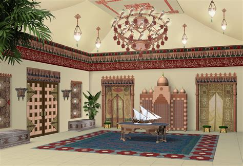 arabian decorations for home arabian style majlis sitting room deffufa decor