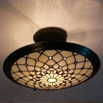 stained glass flush mount ceiling light best 25 flush mount ceiling ideas on flush