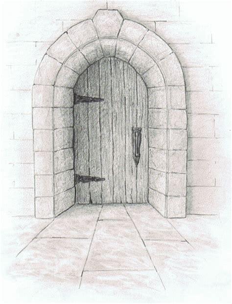 door sketch sketch door to nowhere by rodney shortsleeve artwanted