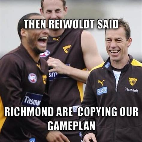 Richmond Memes - match thread essendon vs richmond round eleven afl