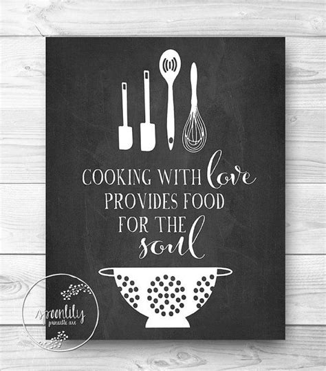 typography wall decor 17 best ideas about printable kitchen prints on kitchen prints kitchen and