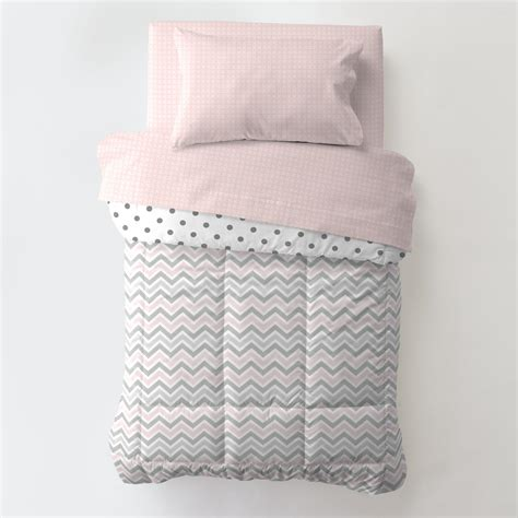 grey toddler bedding pink and gray chevron toddler bedding carousel designs