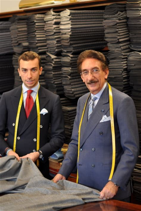 Grab Your Diary 50 Years Of Italian Style by A Visit To A Caraceni In Milan