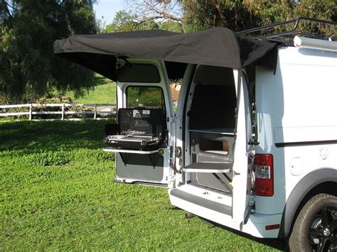 4x4 Tents And Awnings Best 25 Ford Transit Connect Camper Ideas On Pinterest