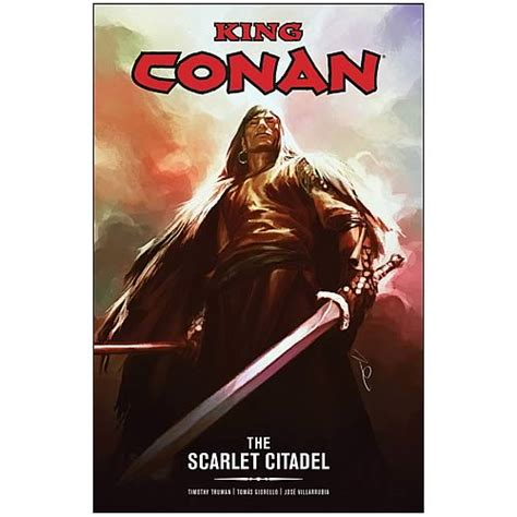 King Conan The Hour Of The Graphic Novel Buruan Ambil king conan the scarlet citadel graphic novel conan the barbarian graphic