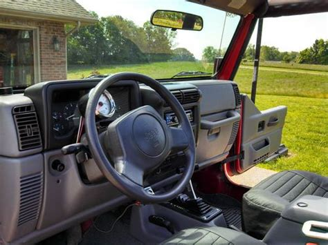 1997 Jeep Wrangler Automatic Transmission Find Used 1997 Jeep Wrangler Tj With Lt1 V8 And Auto