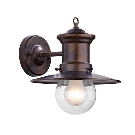 The Lighting Book Sedgewick Bronze Iron Garden Wall Outside Lights Uk