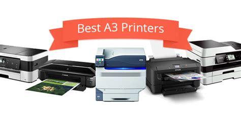 Printer Laser Untuk Percetakan rekomendasi 5 printer a3 terbaik untuk usaha percetakan