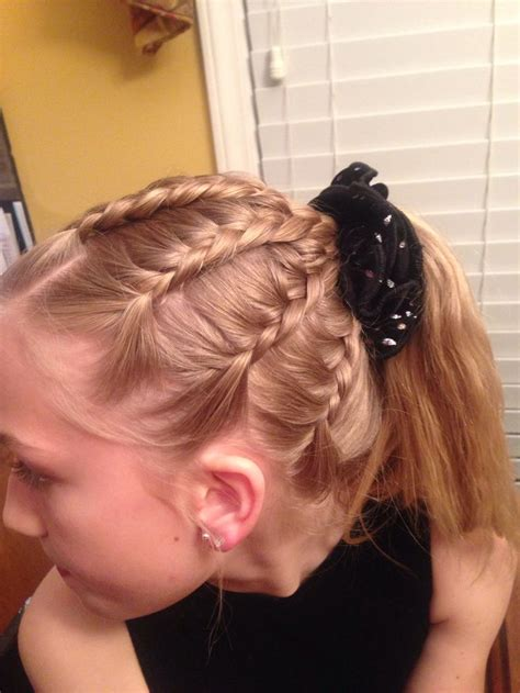 easy updos for gymnastics 25 best ideas about gymnastics hairstyles on pinterest