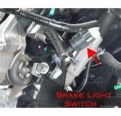 Brake Light Switch Symptoms Problems Testing Replacement