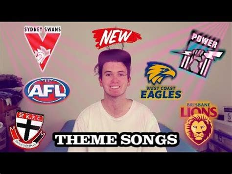 theme songs afl new afl theme songs remixed 3 youtube