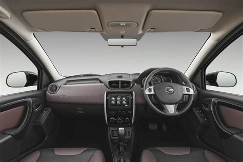 nissan terrano india interior 2017 nissan terrano facelift india launch price engine