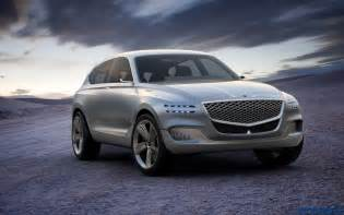 hyundai s new genesis gv80 concept suv gets in