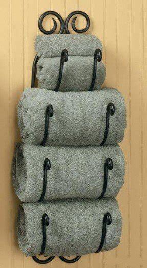 tuscan bath towel rack metal wine racks wall foter