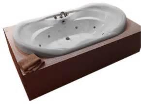 atlantis bathtubs atlantis tubs 4170idl indulgence 41x70x23 inch whirlpool