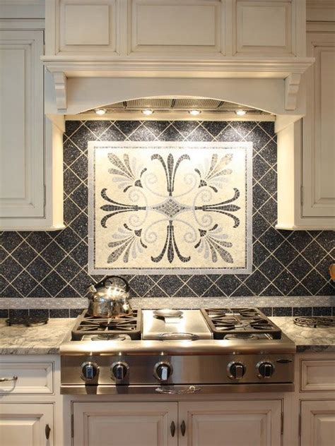 mosaic kitchen backsplash ideas 25 best backsplash ideas on pinterest kitchen