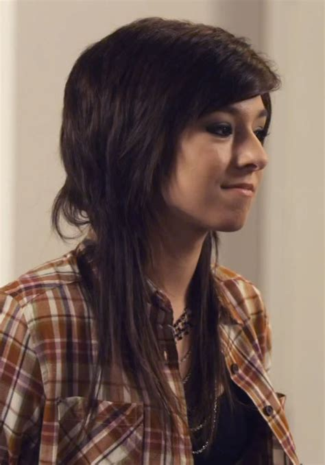 christina grimmie hairstyle pictures christina grimmie straight dark brown angled chin length