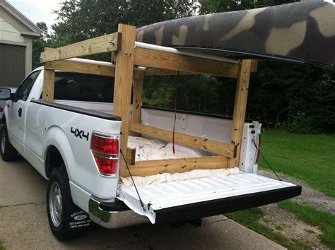 Diy Truck Ladder Rack by Kayak Racks For Trucks Breeds Picture
