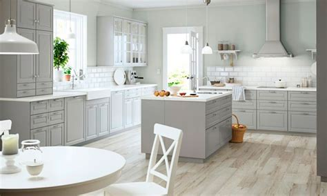 ikea kitchen gallery cocinas en blanco y gris