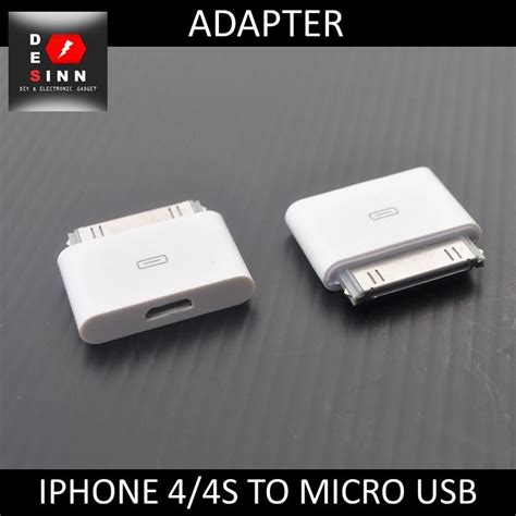 Converter Adapter Microusb To Apple Iphone 5 Micro Usb Kode 0227 Iphone 4 4s To Micro Usb Adapter Con End 3 24 2018 5 15 Pm
