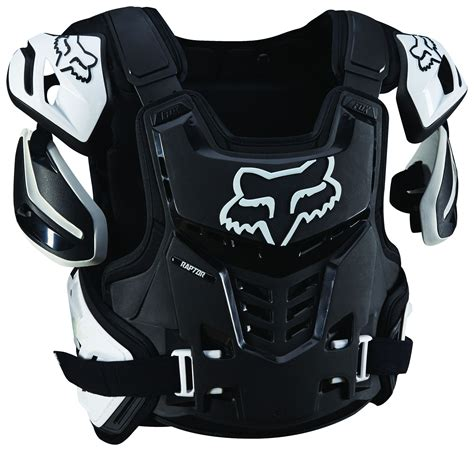 fox racing motocross fox racing raptor vest ce revzilla
