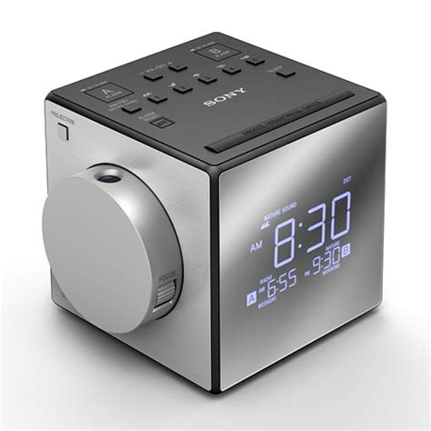 digital alarm clocks  cool projection