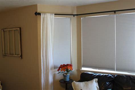 Short Decorative Curtain Rods » Home Design 2017