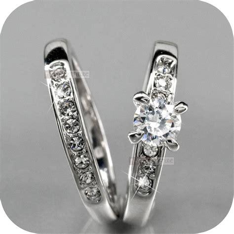 Wedding Ring Sets Uk by Swarovski Wedding Ring Sets Uk Best Wedding Ring 2018