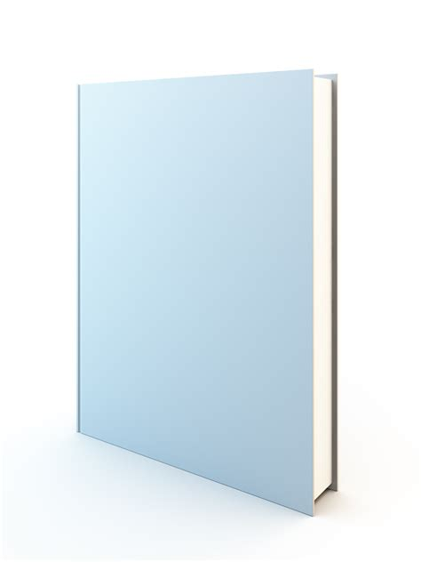 bookshop template blank book cover template clipart best