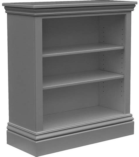 The Childrens Bedroom Company Majestical Small Open Shelf Bookcase Kids