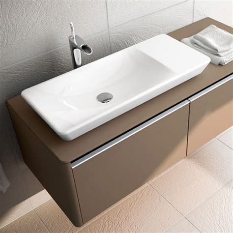 countertop bathroom basins vitra t4 countertop basin 800mm uk bathrooms