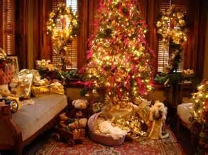 традиционные новый год и рождество в сша