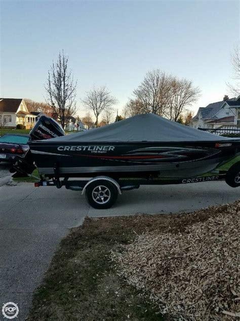 crestliner boat reviews crestliner 1750 bass hawk review boats