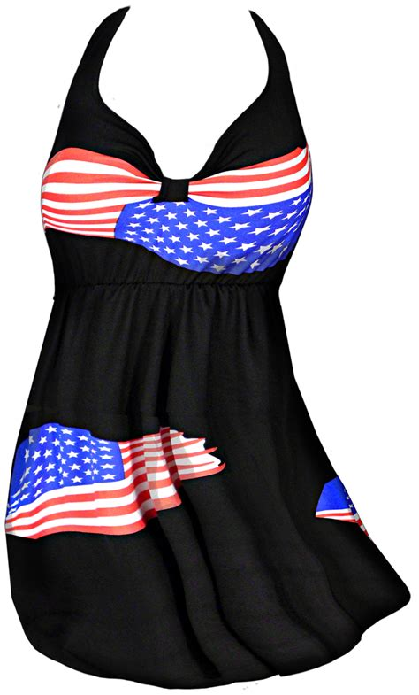 Tdp15402 1 Size 2 4th sold out sale 2pc patriotic 4th of july flag print plus
