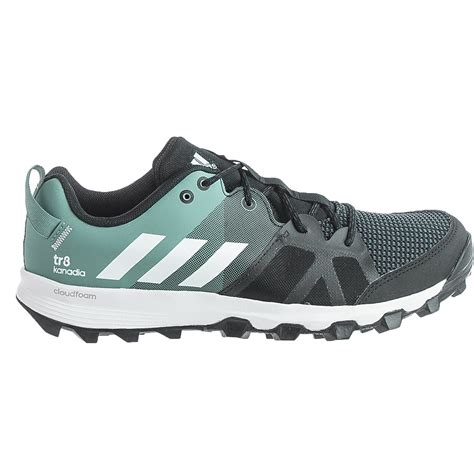 running shoes trail adidas outdoor kanadia 8 trail running shoes for