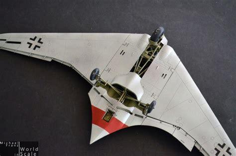Lackieren Ohne Maske Folgen by Horten Ho 229 1 32 By Zoukei Mura Scale Models