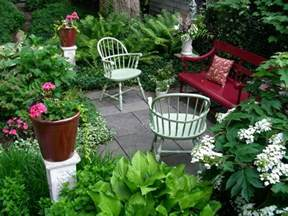 Tiny Gardens Ideas Small Garden Big Interest Gallery Garden Design