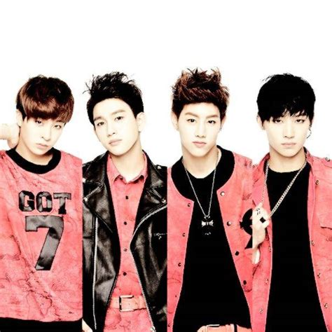 Bantal Kpop Got7 All Member union j s george shelley tweets about got7 and being a fan