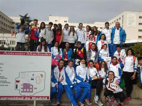 Deportes Noticias De Viclvaro Todovicalvaroes | recientes participaciones en deporte escolar local y autonmico