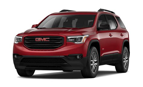 gmc acadia reviews gmc acadia price photos and specs