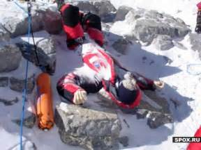 Over 200 bodies on mount everest used as landmarks here are a few of
