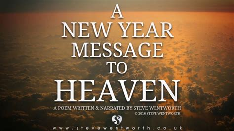 messages from heaven youtube a new year message to heaven youtube