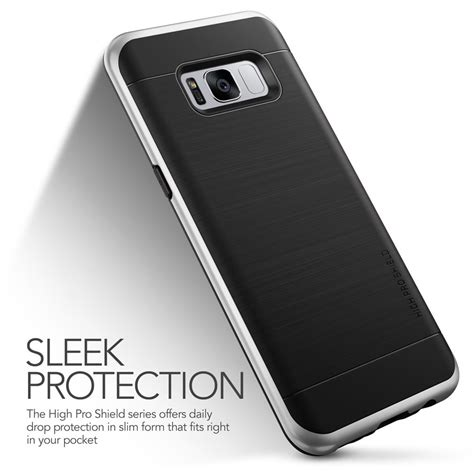 Verus High Pro Shield Samsung Galaxy S7 Silver Limited verus high pro shield skal till samsung galaxy s8 silver
