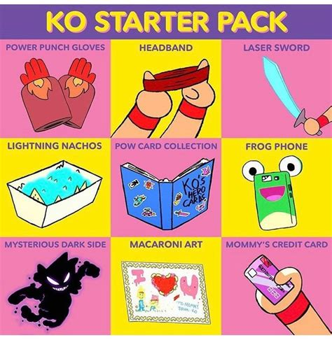 Ok Ko Pow Card Template by 25 Best Ok Ko Images On Kos Animated