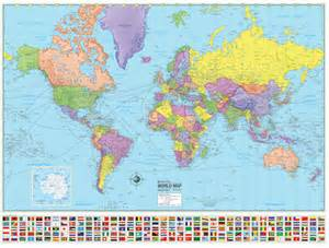 Color World Map by Pics Photos Color World Map Printable Color World Map