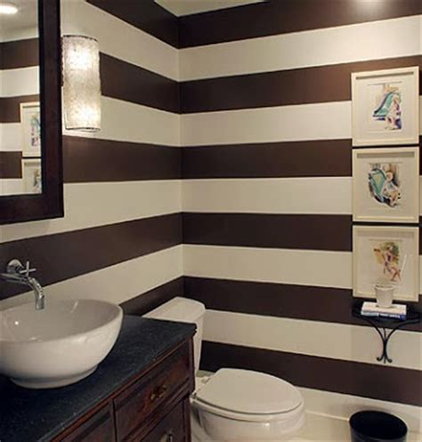 striped bathrooms infinitely curious inspired decor inspiration bathroom